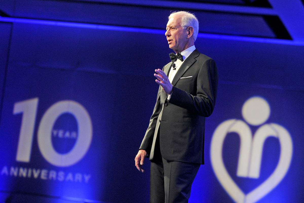 Captain Sully Sullenberger Recounts Hudson Landing At Gmc Foundation Gala News Gwinnettdailypost Com