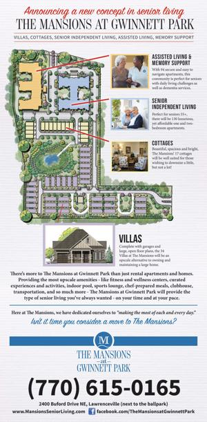 The Mansions At Gwinnett Park Retirement Amp Assisted