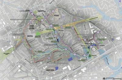Norcross seeking bids for pedestrian trail project tied to Beaver