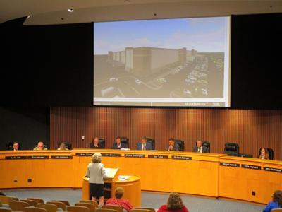 Planning commissioners OK mysterious 'Project Rocket' distribution center