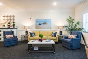 The Mansions at Gwinnett Park - Living room