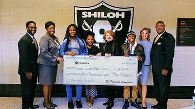 GOOD NEWS FROM SCHOOLS: Primerica grant to fund Gwinnett schools mentoring program