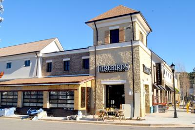 Firebirds Wood Fired Grill preparing to open in Peachtree Corners' Town Center