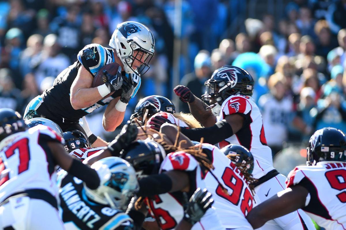 PHOTOS: Atlanta Falcons vs. Carolina Panthers | Slideshows ...