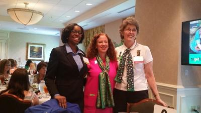 Girl Scouts recognize Gwinnett young women of distinction
