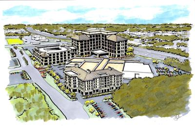 Gwinnett Place CID officials looking at conceptual mixed-use redevelopment of area
