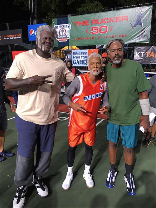 Former Gwinnett Basketball Players Earn Roles In New Uncle Drew Movie