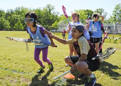 Teens helping Sticklets pick up lacrosse earlier | PHOTOS