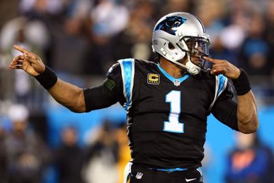 7847c47da Panthers' Cam Newton to participate in throwing drills | Sports ...