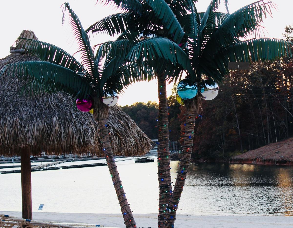 Margaritaville at Lanier Islands opens winter wonderland, holiday lights