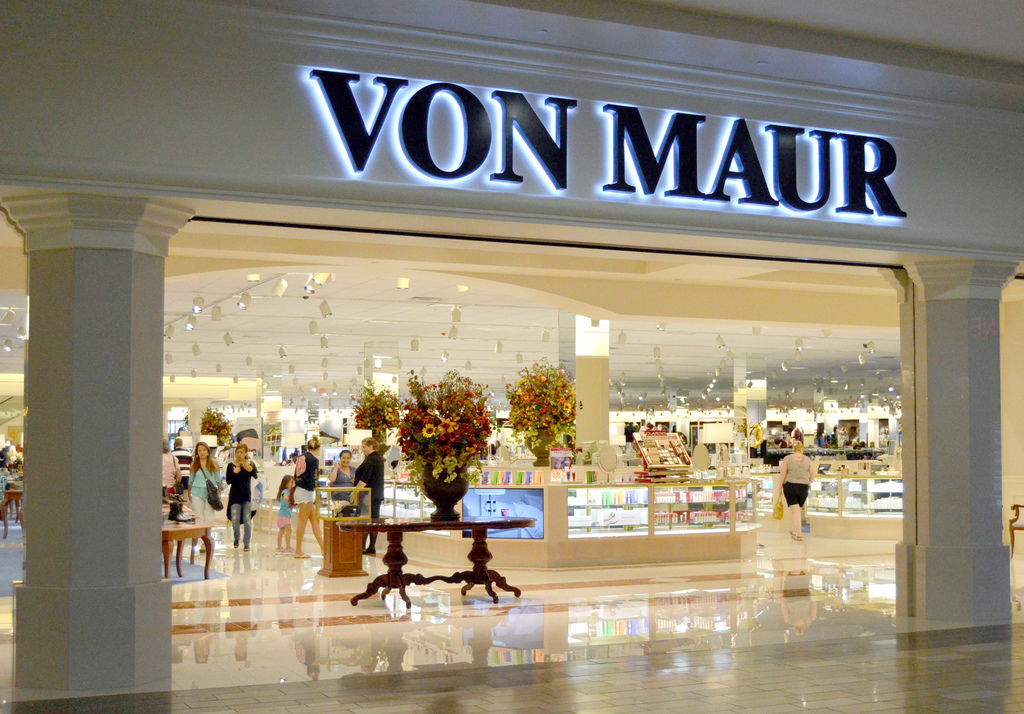 Von Maur creates an enjoyable and unique shopping experience through its wide selection of brand-name merchandise its open and attractive store design amenities that enhance customer convenience and comfort and its commitment to customer service.