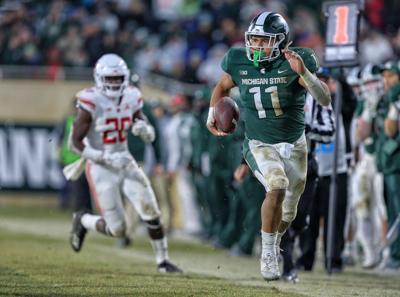 NCAA Football: Rutgers at Michigan State
