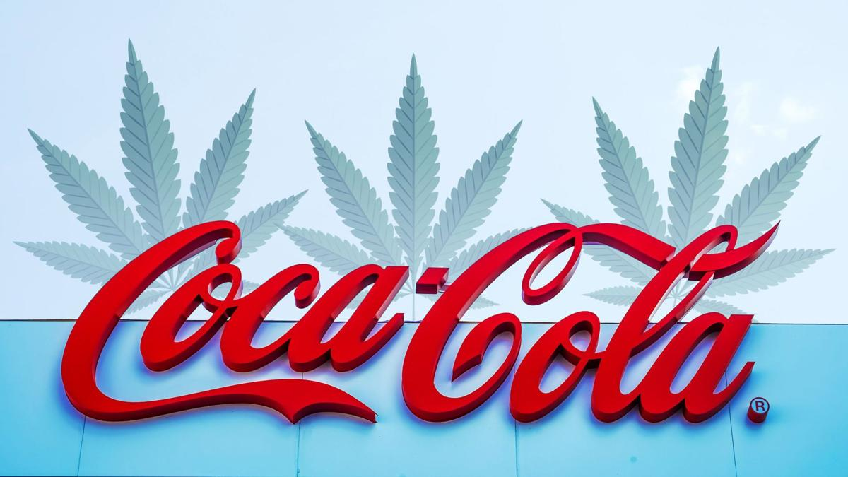Image result for Coca-Cola Is Reportedly Looking to Develop Cannabis-Infused Drinks