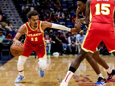 Trae Young pours in 31 as Hawks edge Pelicans