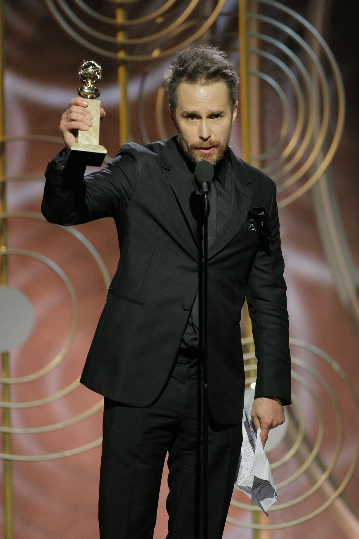 2018 Golden Globe Awards Curated