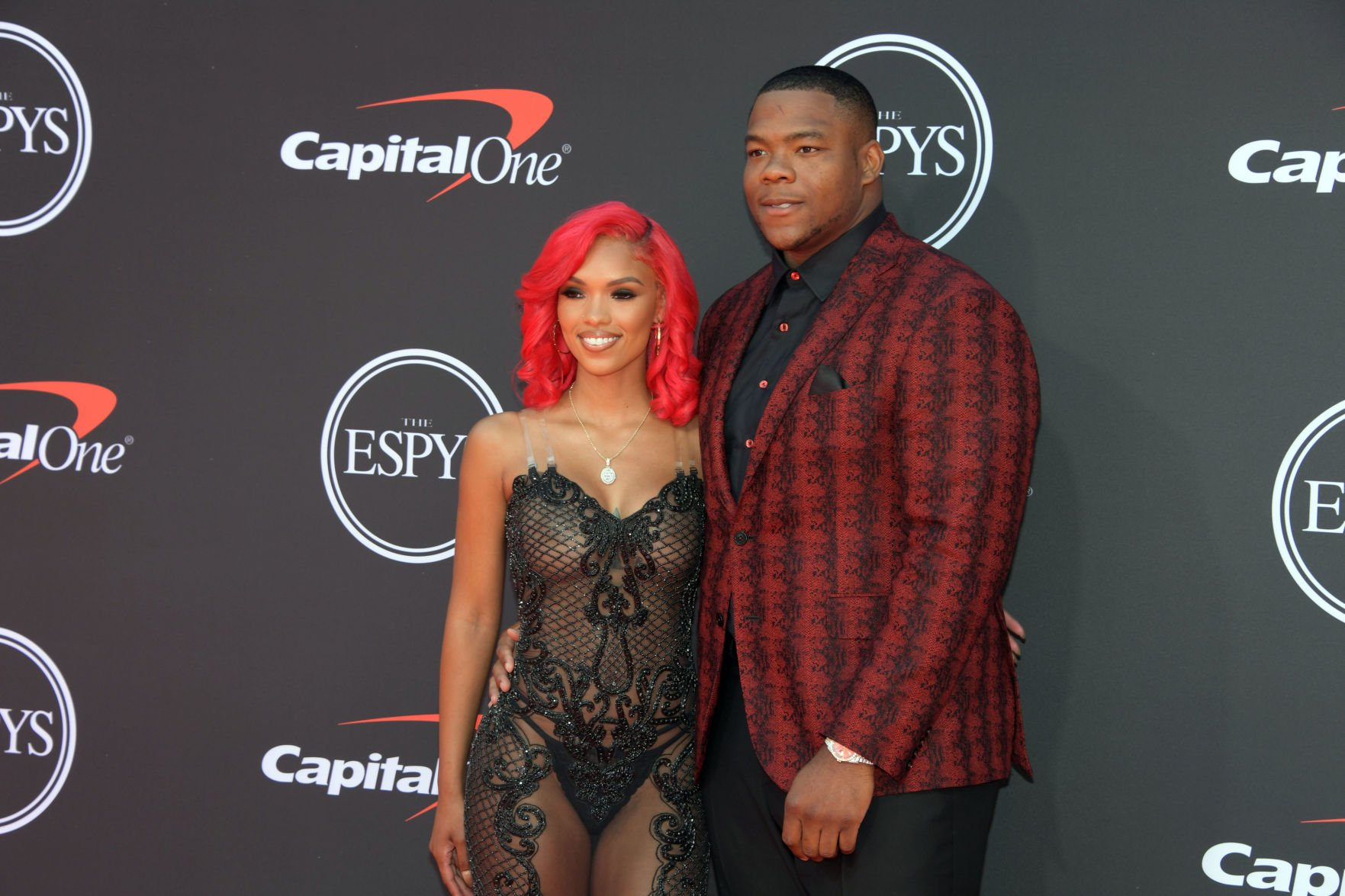 News: The ESPYS-Red Carpet
