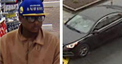 Serial shoplifter striking metro area Target stores, over $30K worth of items stolen