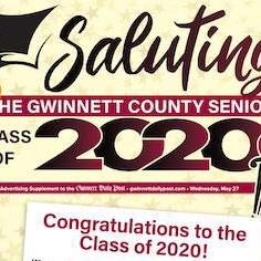 2020 graduates of Gwinnett County