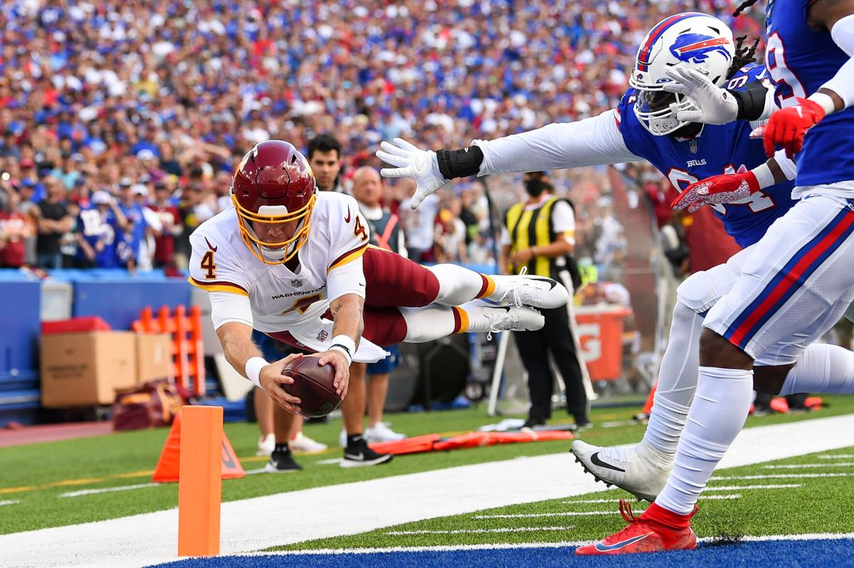 NFL: Washington Football Team at Buffalo Bills