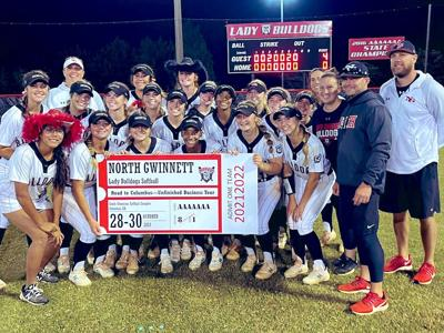 Amber Reed's dominant DH —28 strikeouts, one hit —sends North Gwinnett softball to Columbus