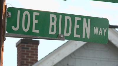 Scranton, PA honors president-elect with Joe Biden Way