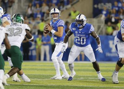 NCAA Football: Eastern Michigan at Kentucky