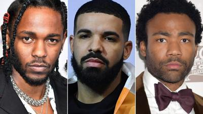 Kendrick Lamar, Drake and Childish Gambino reportedly turned down the Grammys