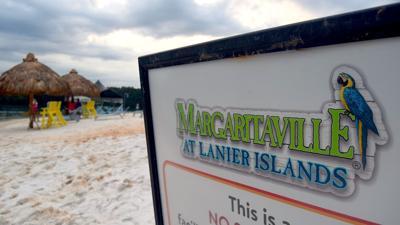 Boat explodes at Margaritaville on Lake Lanier; woman, two teens taken to Grady in Atlanta