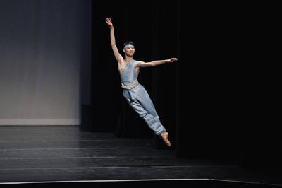 ART BEAT: 16-year-old Suwanee student accepted at prestigious Russian ballet academy