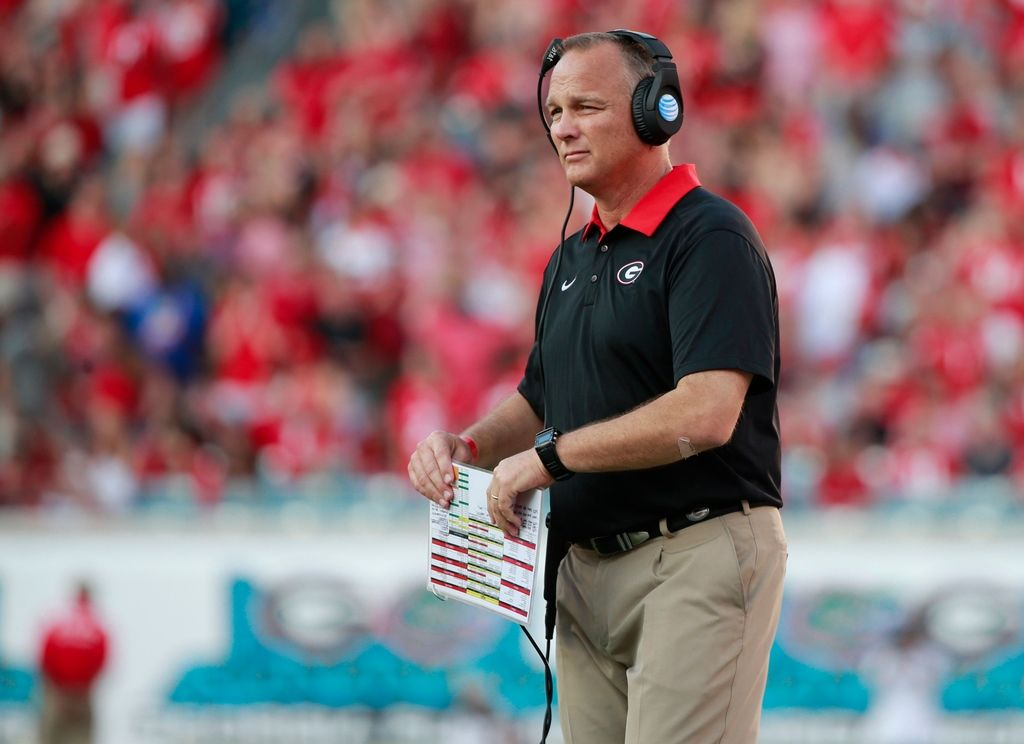 Outgoing Uga Football Coach Mark Richt Looking Ahead To Other Options