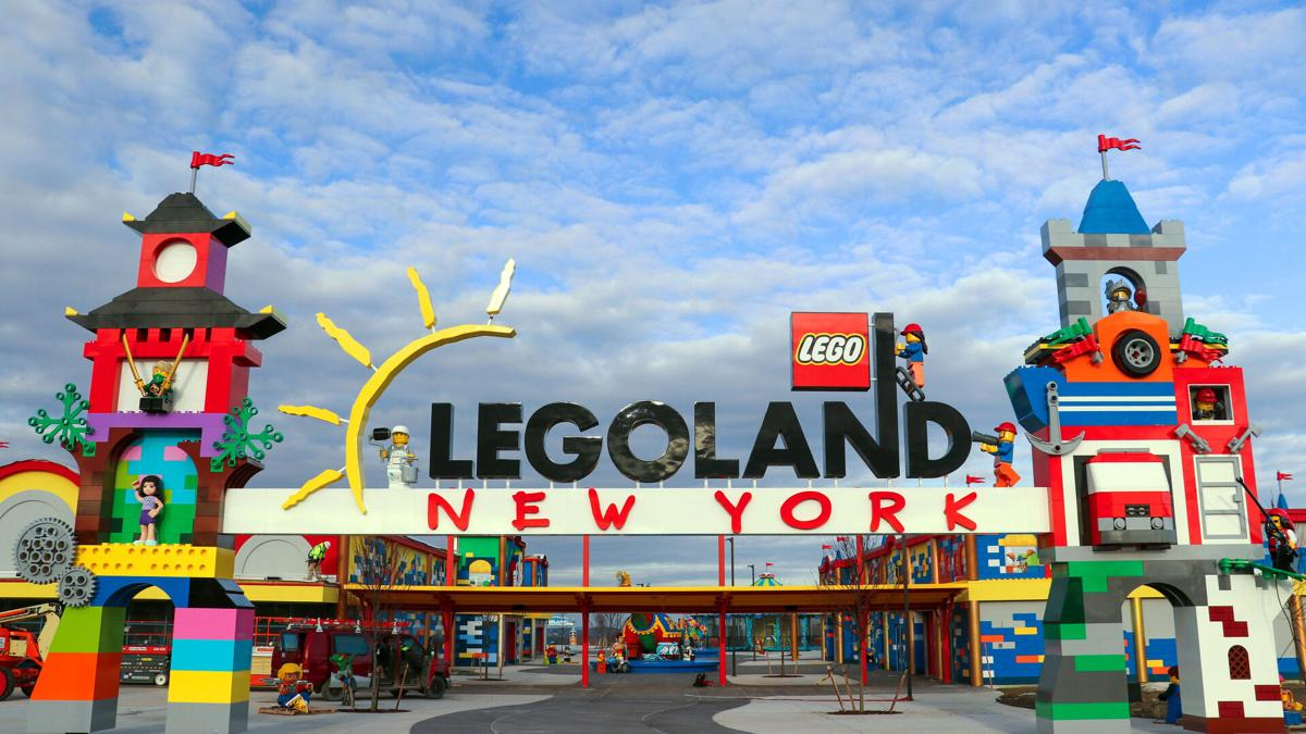 Legoland New York opens with 7 themed lands