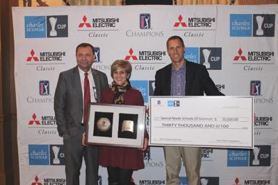 Special Needs Schools of Gwinnett named PGA Tour Champions Charity of the Year