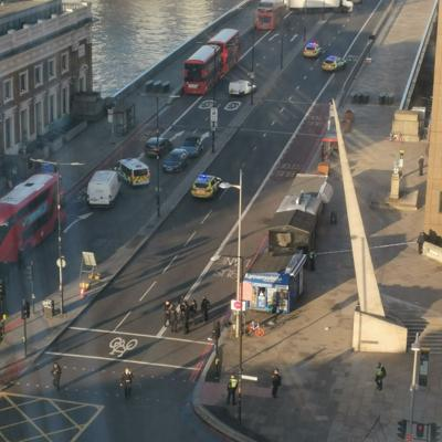 'Number of people' injured in 'major incident' at London Bridge
