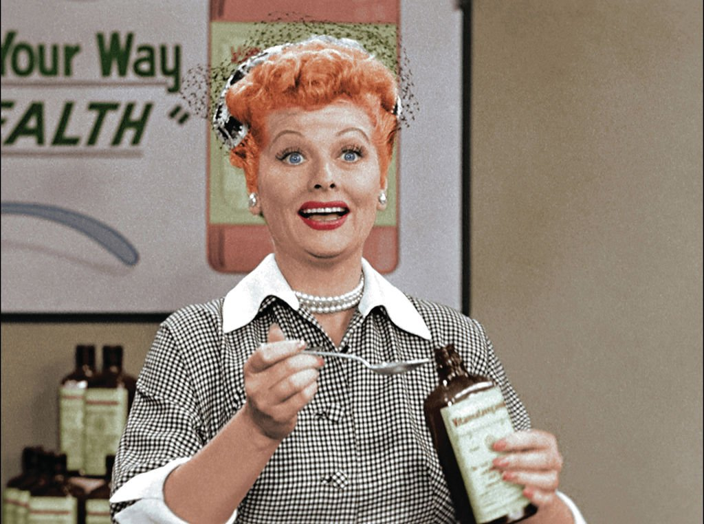 i love lucy returns for another colorized christmas celebration entertainment gwinnettdailypostcom - I Love Lucy Christmas