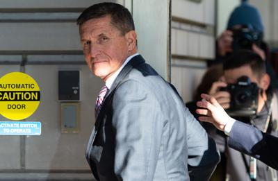 Michael Flynn told Mueller people connected to Trump admin or Congress attempted to influence him