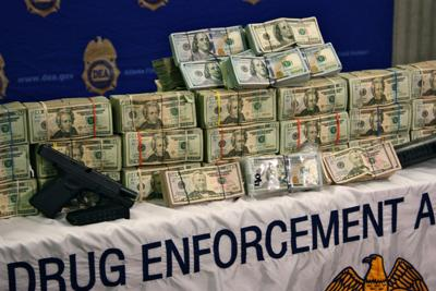 DEA: Massive cartel bust leads to nearly $1 million in cash, millons more worth of drugs in Gwinnett