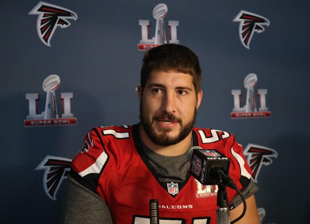 Alex Mack Atlanta Falcons NFC Pro Bowl Game Jersey