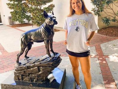 Mill Creek's Jessica Freire commits to Wofford