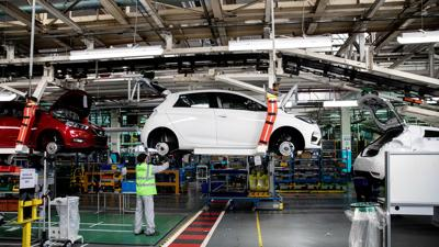 Renault could 'disappear' without government help, French finance minister warns