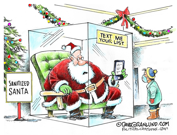 10 editorial and topical cartoons from the past week — Nov. 30 | Multimedia  | gwinnettdailypost.com
