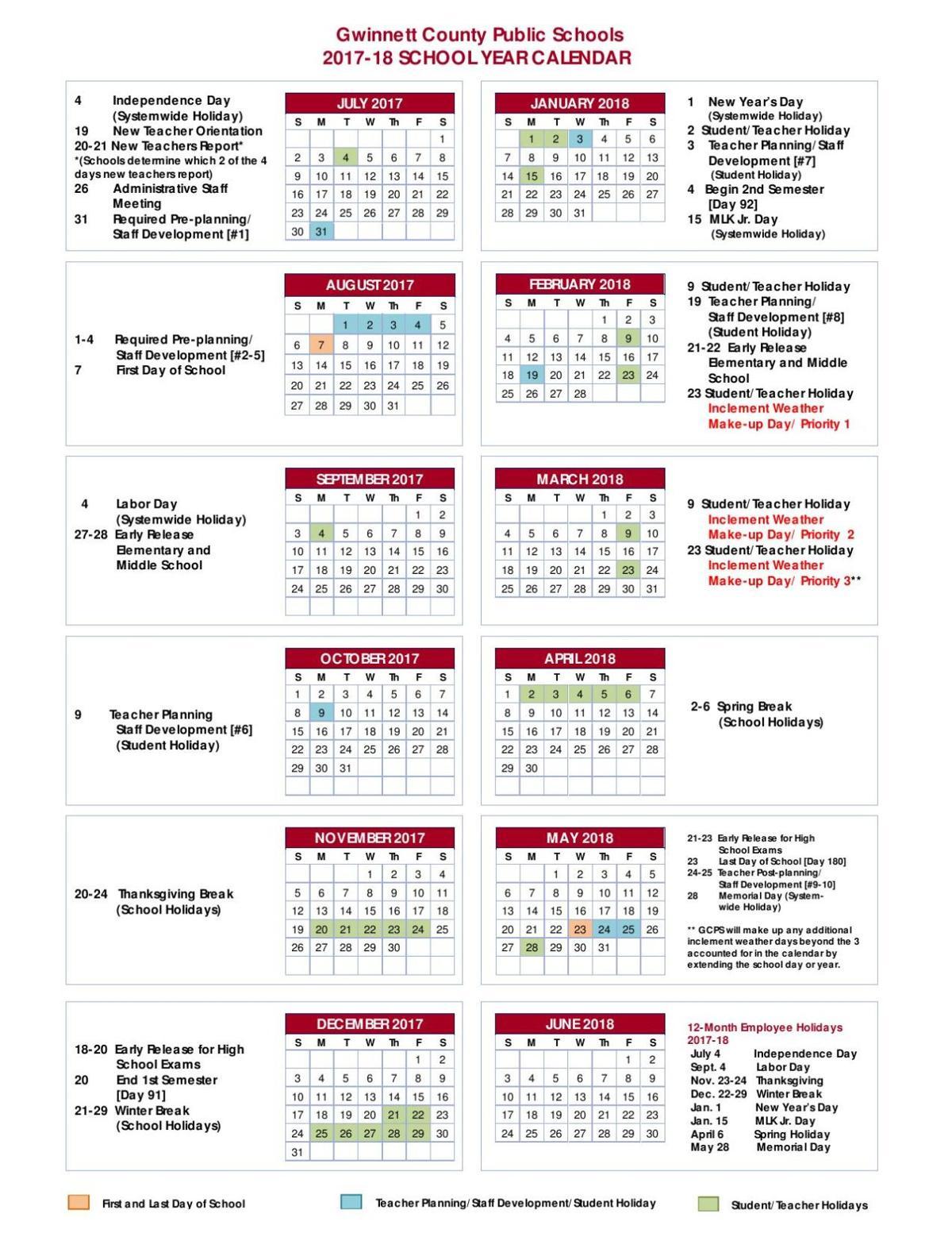 mcps school calendar 2017 18 pdf