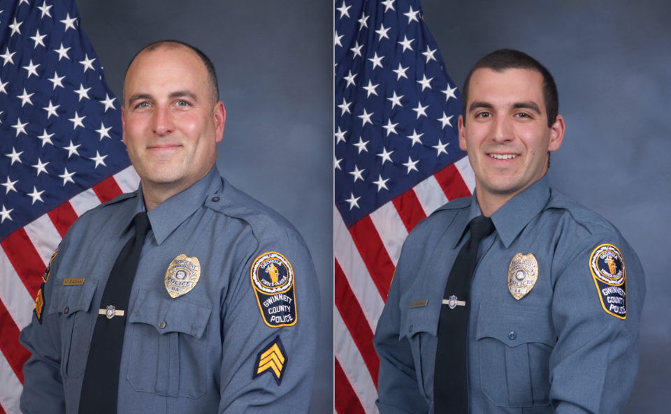 Former Gwinnett officers indicted for traffic stop beating
