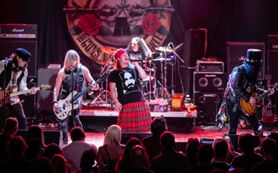 Nightrain - The Guns & Roses Tribute Experience
