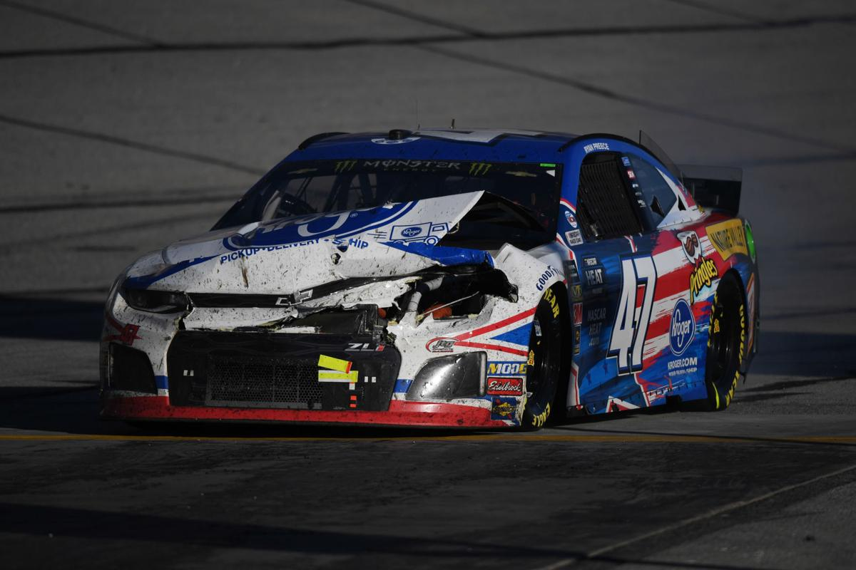 Nascar notes late race mishaps spoil promising runs for two rookies in atlanta