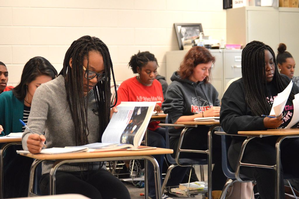 Strong AP program a way of life at Archer High