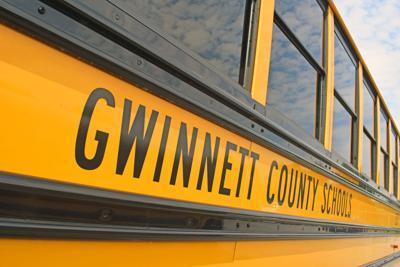 Gwinnett County School Bus