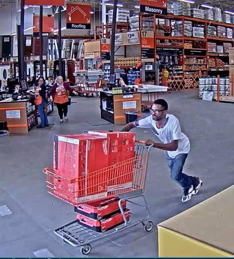 Police: Man tried to shoot citizen during Home Depot robbery | News