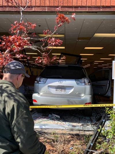 523722f346 Two injured after  elderly  man drives through window of Norcross   Department of Driver Services