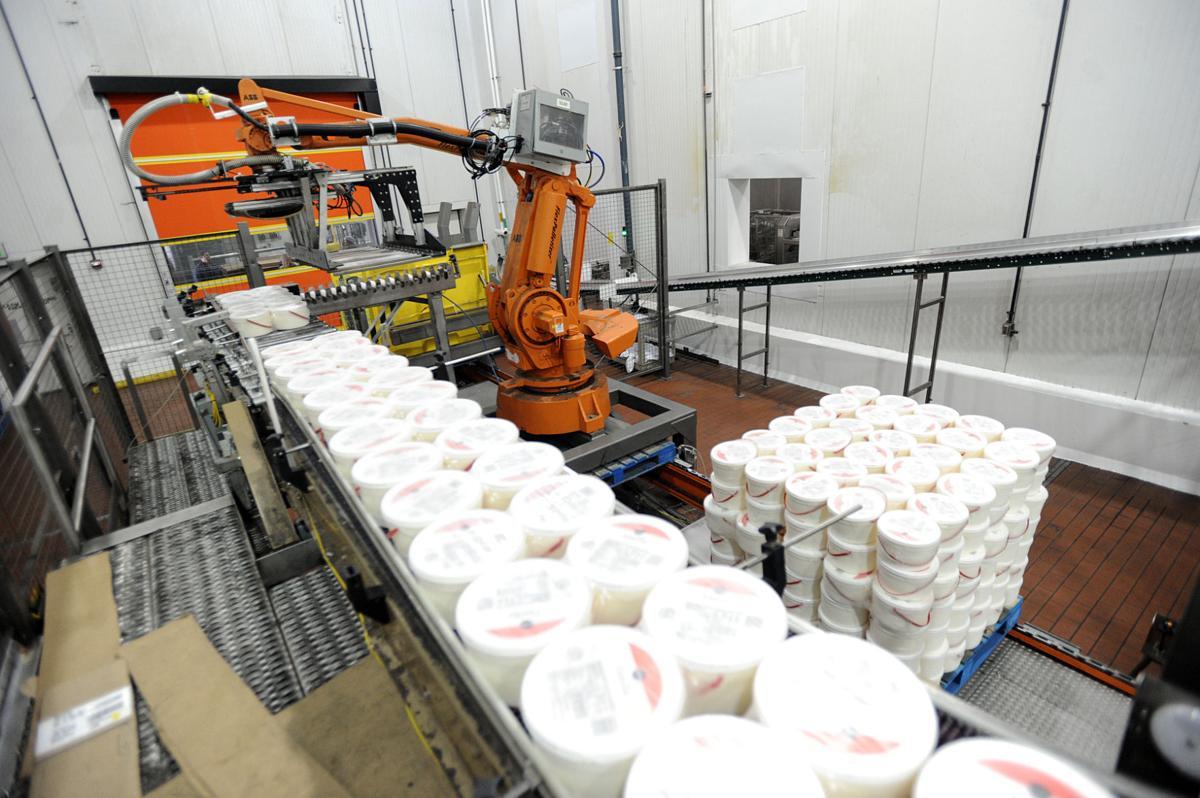 Publix Dairy Plant Tour Field Trip