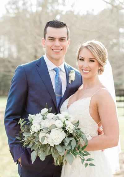 WEDDING: Nicole Marie Hernandez and Joseph Bernard Little